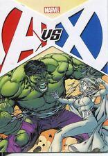 Marvel Greatest Battles Avengers Vs X-Men Chase Card VS2