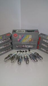 6-NGK Laser Iridium Spark Plugs 3657  IZFR5K-11