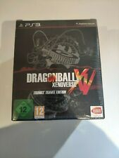 dragon ball dragonball xenoverse xv trunk's travel edition collector ps3