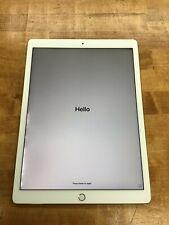 Apple iPad Pro A1671 2nd Gen 256GB Wi-Fi + Cellular 12.9in Gold