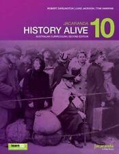 NEW Jacaranda History Alive 10 Australian Curriculum 2e learnON & Print By Jacar