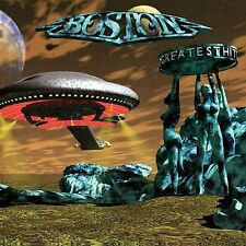Greatest Hits - Boston (CD w/Booklet, 2008, Epic (USA)) - FREE SHIPPING