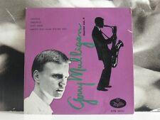 """THE GERRY MULLIGAN QUARTET VOL. 4 EP 7"""" VG+/VG+ MUSIC EPM 20031 ITA"""