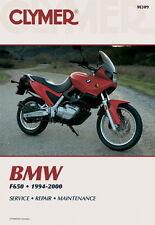 BMW F650 F650ST Funduro Strada 1994-2000 Clymer Manual M309 NEW