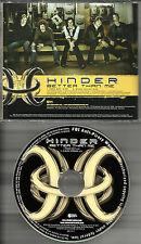 HINDER Better Than Me w/ RARE EDIT PROMO Radio DJ CD Single 2006 USA UNIR21781