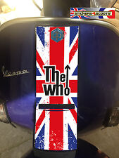 Horn Cover Cast Sticker Graphic Fits Vespa PX T5 LML Decal The Who Decal  HC4