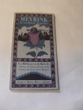 MEYRINK - IL CARDINALE NAPELLUS - ED. FRANCO MARIA RICCI - 1976