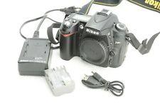 Nikon D90  D-90 DSLR Kamera, Auslösungen/ shutter count 17759