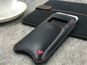 iPhone 13 Pro Max Case BLACK NueVue Sanitizing Cleaning WALLET/Window Sleeve