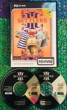 The Settlers III 3 (PC 2-Disc CD-ROM Game, WIN 95/98, Blue Byte) RARE w/Serial #