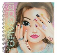 Top Model Create Your Top Model Hand Designs Book