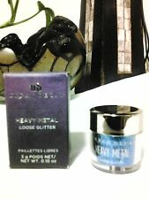 Urban Decay HEAVY METAL Loose Glitter REVERB 0.10 oz Full SZ NIB w/Receipt