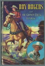 Roy Rogers And The Gopher Creek Gunman Don Middleton & Erwin Hess Adprint Good