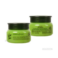Innisfree Green Tea Sleeping Pack 80ml + Free gift!