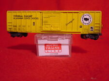 MTL 25000 TERMINAL RAILWAY 'ALABAMA STATE DOCKS' *CUSTOM* #77117 'MINT' N-SCALE
