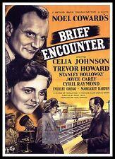 Brief Encounter 2   British Movie Posters Classic & Vintage  Films