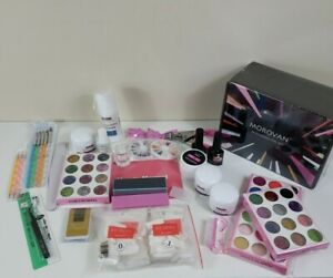 MOROVAN Professional Acrylic Nail Kit Gift Big Box Set