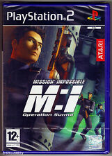 PS2 Mission Impossible: Operation Surma (2003), UK Pal, New & Factory Sealed