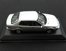 EXTREMELY RARE 1:43 Minichamps Saab 9-5  Saloon 1998 Sedan Car