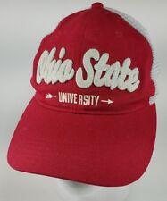 Ohio State University Snapback Trucker Hat OSU Fan1 Authentic Headwear 3884842001a7