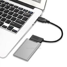 7+ 9pin SATA to USB 3.0 Drive Converter Adapter Cable for 1.8inch HDD SSD for PC