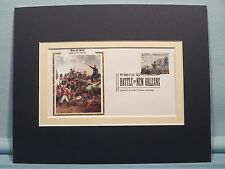 Andrew Jackson - The Hero of the Battle of New Orleans  & First day Cover