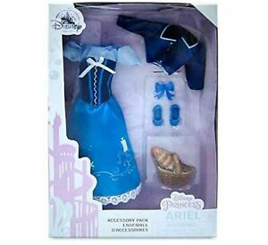 The Little Mermaid Disney Official Disney Ariel Outfit Accessory Pack
