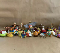90s Burger King & McDonalds Happy Meal Toys Lot of 27 Figures Disney & More