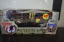 """The Munsters """"Munsters Koach"""" by Ertl 1:18 Scale Die Cast Metal"""