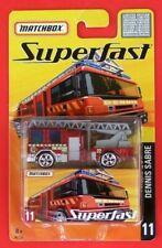 MATCHBOX Superfast  von 2005  Nr.11 DENNIS SABRE  OVP