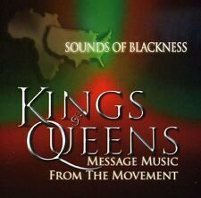 Sounds of Blackness - Kings & Queens (2007)  CD  NEW/SEALED  SPEEDYPOST