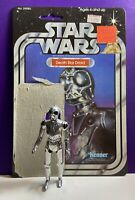 Star Wars Vintage Death Star Droid 1978 W/ Cardback Kenner Action Figure