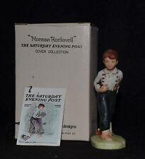 Norman Rockwell - Redhead -Figurine - Nr201 - Mib