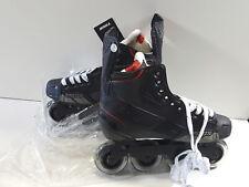 Tour Hockey Code 7 Senior Inline Hockey Skate, Black, Size 9