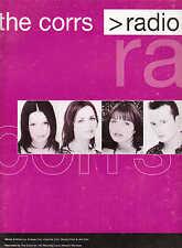 RADIO-la CORRS - 1999 SPARTITI MUSICALI