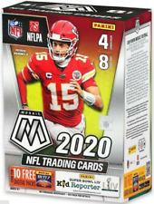 2020 Panini Mosaic NFL Football Cards Factory Sealed 8 Pack Retail Blaster Box!