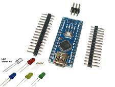 Atmega328P  Entwicklungsboard USB - CH340G - Chip Nano V3.0 Arduino kompatibel