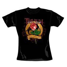 TRIVIUM - Rose Dying - Girlie Girl Damen Shirt - Größe Size S