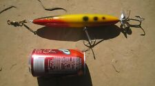 """LUHR JENSON AMAZON RIPPER 2000  8 1/2"""" BODY & ALMOST 12"""" FROM END TO END!!"""