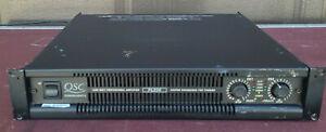 QSC PL-236 Powerlight2 amplifier, 3600 watts