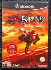 Nintendo Gamecube MX Superfly with Ricky Carmichael