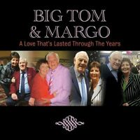 Big Tom & Margo  A Love That's Lasted Through The Years  CD Single From Ireland