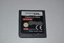 Juego Nintendo  DS - Castlevania - 2007 - Konami - Sólo juego