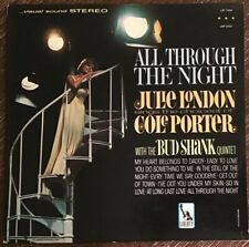 Julie London - All Through The Night Vinyl Record LP - 1966 Liberty SEALED