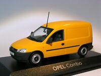 Opel COMBO au 1/43 de Minichamps