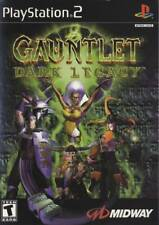 GAUNTLET: DARK LEGACY ( JEUX PLAYSTATION 2 ) GAME ONLY