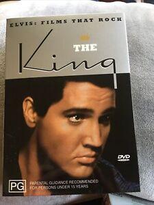 Elvis Presley Collection (DVD, 2003, 3-Disc Set)
