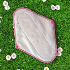Serviette hygiénique lavable coton bio (modèle normal)