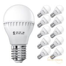 10 x E27 Lampe LED Birne Energiespar Lampe Leuchtmittel Kaltweiß 3 Watt Set