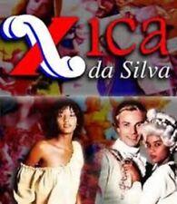 "BRASIL-SERIE, ""XICA DA SILVA"", 21 DVD, 184 CAPITULOS, 1997"